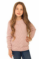 Джемпер, свитер теплый для девочки., фото 1