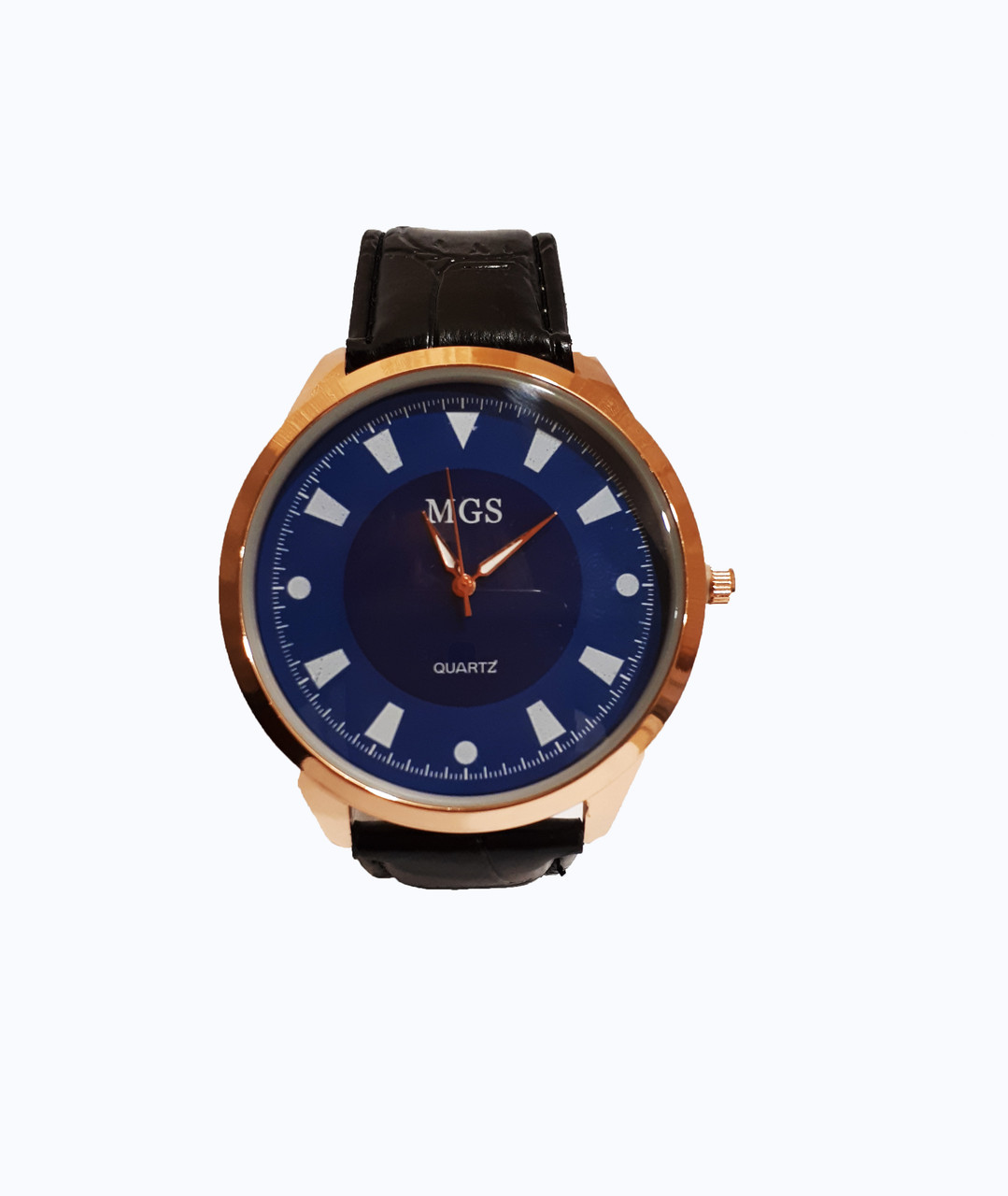 Часы кварцевые мужские MGS Blue