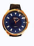 Часы кварцевые мужские MGS Blue, фото 3