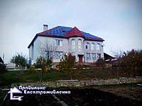 Сонячна електростанція 17 кВт с.Курилівка (Дніпро)