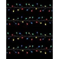 Линейная гирлянда Luca Lighting Гирлянда линейная мультицветная 10м 400 LED-ламп (372207)