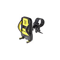 Держатель для телефона в авто Remax (OR) RM-C08 Black/Yellow (Велохолдер)