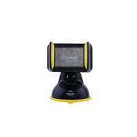 Держатель для телефона в авто Remax (OR) RM-C06 Black/Yellow