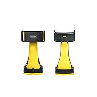 Держатель для телефона в авто Remax (OR) RM-C15 Black/Yellow