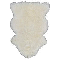 Шкура, ковер из шкур, кожи IKEA LUDDE овечья шкура (602.642.67)