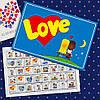 Шоколадний набір Love is 200г