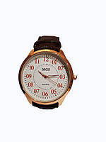 Часы кварцевые мужские MGS White, фото 1
