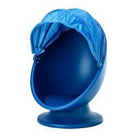Кресло детское IKEA PS LOMSK кресло вращающееся, niebieski (302.642.16)