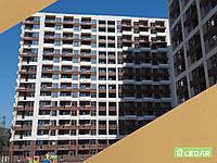 Фиброцементные фасадные панели Cedar для балконов, фото 1