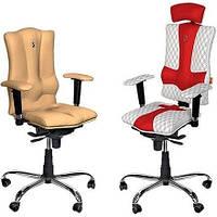 Офисное кресло для руководителя Kulik-System ELEGANCE