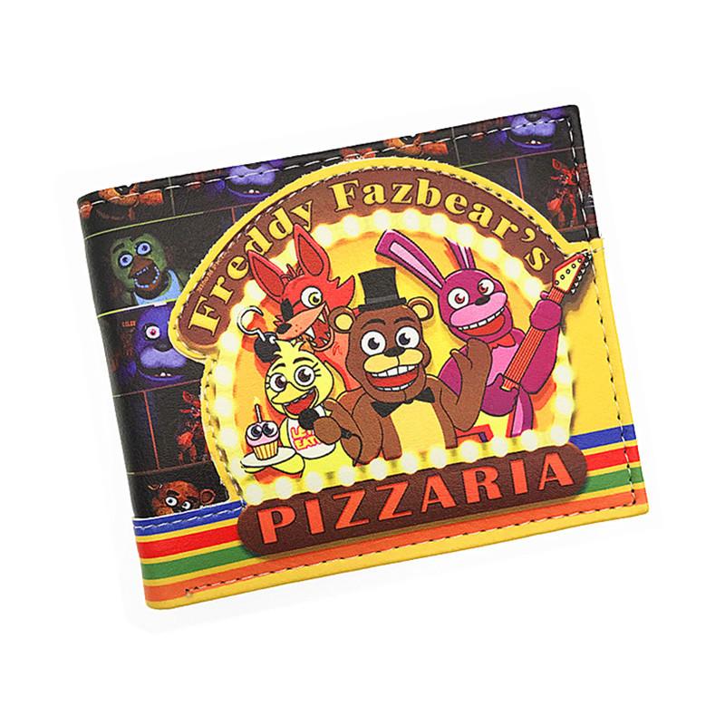 Кошелек PIZZARIA Пять ночей с Фредди Five Nights at Freddy's