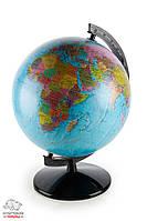 Глобус политический d 320 мм на пластиковой подставке