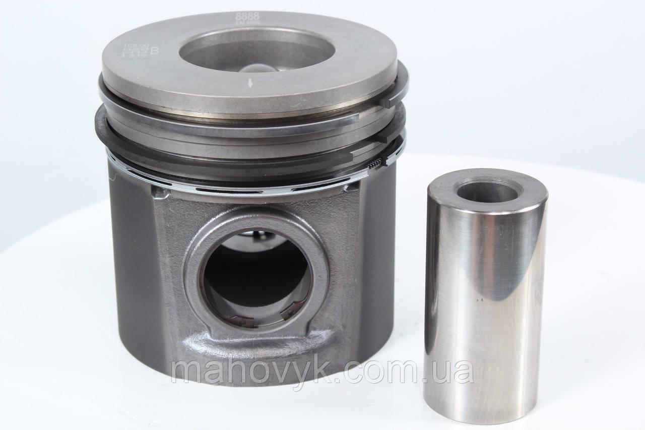 4115P016 поршень + кільця (+)0,50 мм для двигуна Perkins