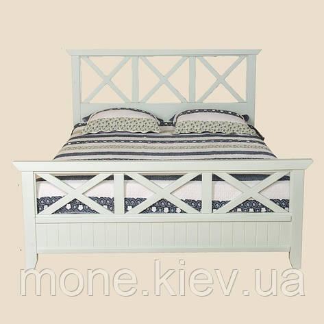 """Деревянная кровать """"Кантри"""" , фото 2"""
