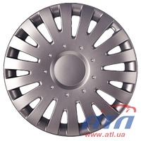 """Malachit 14"""" grafit колпак пластмасовый для колес авто (230402)"""
