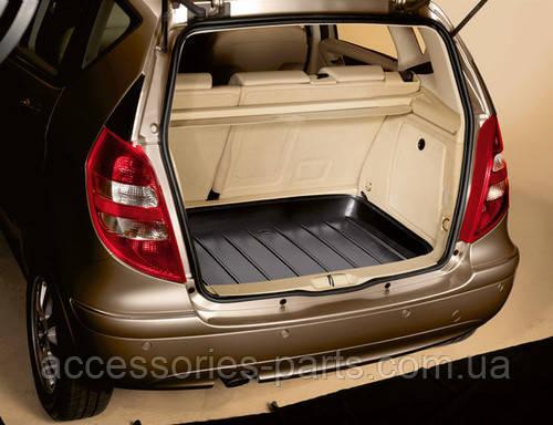 Килимок для багажника, високий борт Mercedes-benz A-Class W169 Новий Оригінальний
