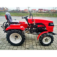 Трактор садовый Forte T-161EL-HT LUX (65237)