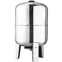 Гидроаккумулятор вертикальный Cristal 100 литров (вертикальный) нержавейка