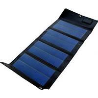 Зарядное устройство на солнечной батарее Powertec PT6 USB