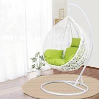 Подвесное кресло-качели Украинские конструкции Подвесное кресло Gardi White