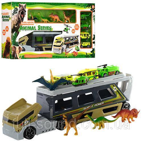 Игровой набор динозавры