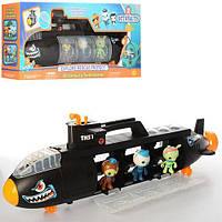 Игровой набор подводная лодка