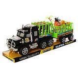 Машина транспортер з тваринами 906, фото 4