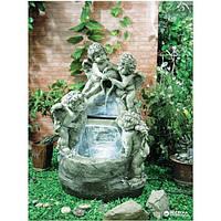 Садовый фонтан Engard Амуры возле ручья 64х53х96 см (F-03S) Новинка