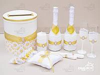 """Весільний набір """"Excalibur"""" (gold)"""