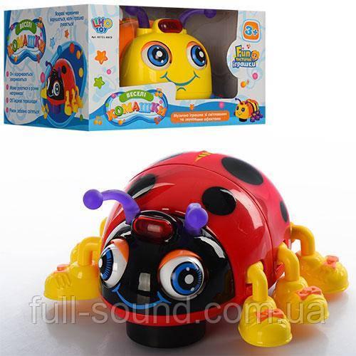 Интерактивная игрушка Веселі комашки