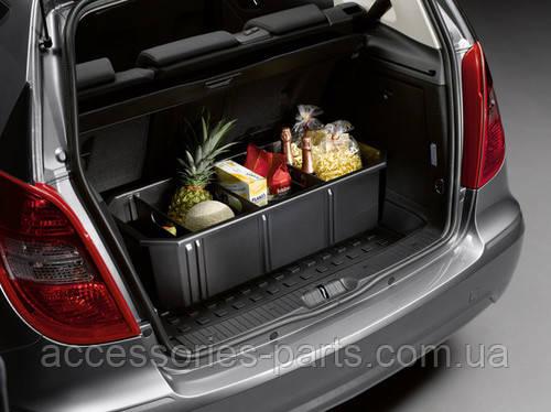Коврик для багажника, низкий борт Mercedes-Benz W169 Новый Оригинальный