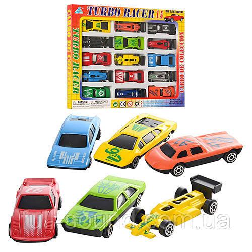 Набор спортивный машинок 92753