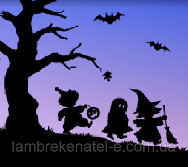 Распродажа штор блэкаут в хэллоуин