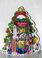"""Сладкий подарок """"Поздравление Деда Мороза"""""""
