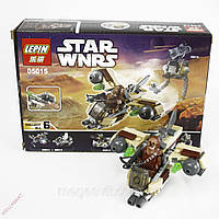 Конструктор Stars Wars 93 предмета Боевой Корабль Вуки