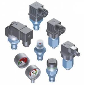 Індикатори забруднення фільтрів MPFiltri