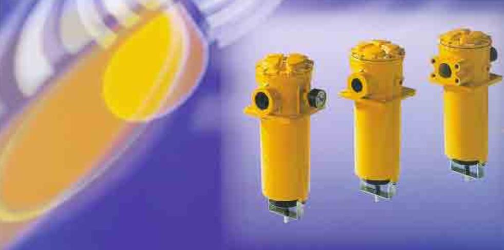 Полупогружной всмоктуючий фільтр MP Filtri SF2 250