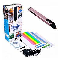 3D-ручка 3Doodler Create Pink Metallic (3DOOD-CRE-ROSE-EU)