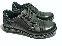 Мужские кожаны туфли Soldat C.T.