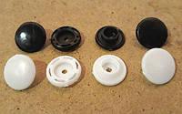Кнопка пластиковая 12 мм ( в упаковке 1000 штук )