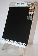 Доска для записей и рисования (25х18 см)