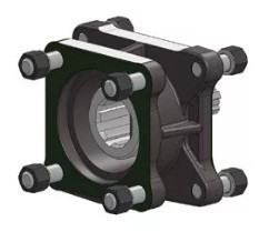Адаптер з насоса ISO 2° serie на КОМ EST STANDARD