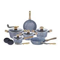 Набор посуды Berlinger Haus 15 предметов BH-1566