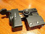 Кнопка дрилі Интерскол, фото 3