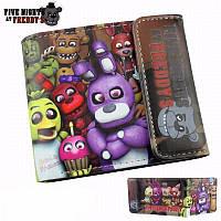 Кошелек Пять ночей с Фредди Five Nights at Freddy's