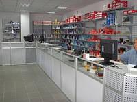 Торговое оборудование  от производителя Днепропетровск
