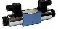 Распределители с электромагнитным управлением WE6S32x