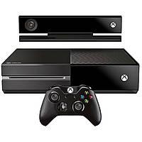 Стационарная игровая приставка Microsoft Xbox One + Kinect