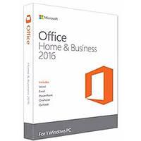 Офисный пакет Microsoft Office 2016 для дома и бизнеса Все языки для 1 ПК (электронная лицензия) (T5D-02322)