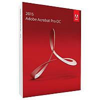 Распознавание текста Adobe Acrobat Pro DC 2015 (65234083BA01A12)
